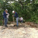 Muestreo suelos contaminados